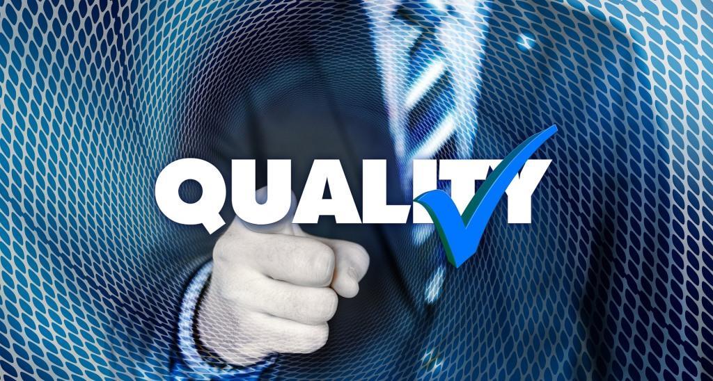 Wir stehen kompromisslos für Qualität